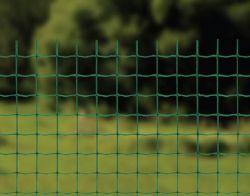 Сетка сварная оцинкованная с полимерным покрытием 1,5 м х 15 м / 50 мм  х 100 мм / 2,0 мм