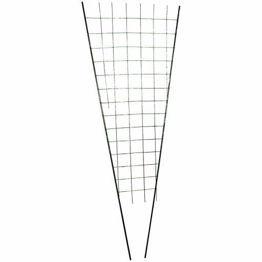 Шпалера решетка прямая
