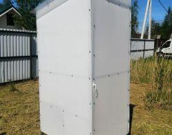 Дачный туалет  «Простой»